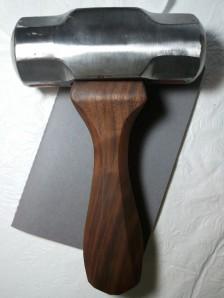 8 pound hand hammer